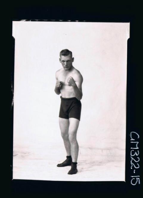 1920's Western Australian Boxer